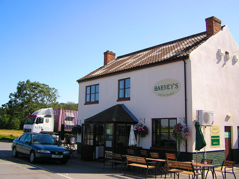 Barneys Transport Cafe (Cafe De Chauffeur) Truckstop